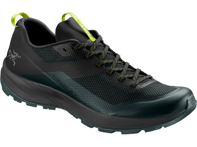 Arc'teryx Norvan VT 2 GTX Shoes Herre black/pulse